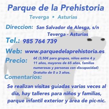 FICHA parque prehistoria